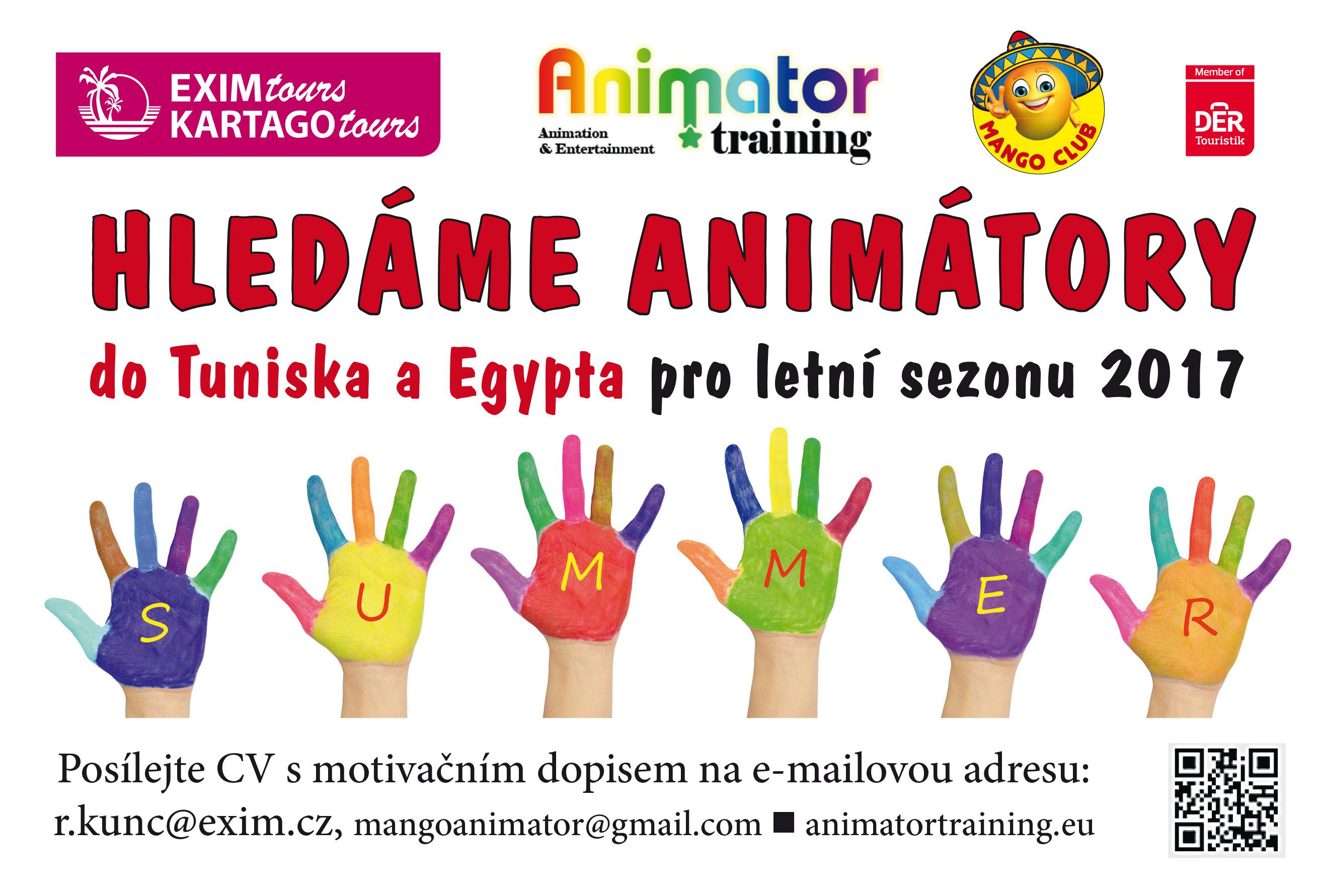Mango club - Animátor