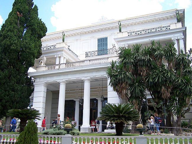 Fakultativní výlety - Řecko - Korfu