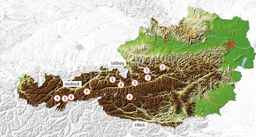 Lyžařské oblasti