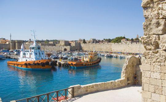 Fakultativní výlety - Řecko - Rhodos