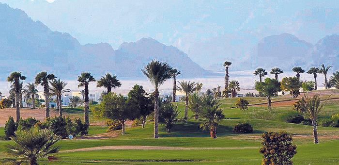 Sharm El Sheikh - Golf - Jolie Ville Golf Resort