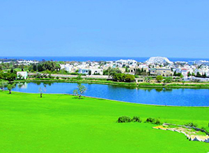 Tunisko - Golf - Port El Kantaoui Golf Club