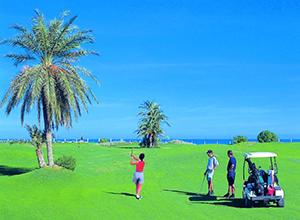 Tunisko - Golf - Golf Palm Links Golf Club