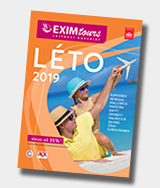 Katalog Léto 2019 - Kapverdy, Senegal, Mallorca, Madeira, Egypt, Emiráty, Mauricius, Island, Čína, Eurovíkendy