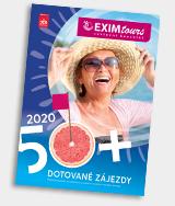 Katalog Dotované zájezdy 50+ 2020