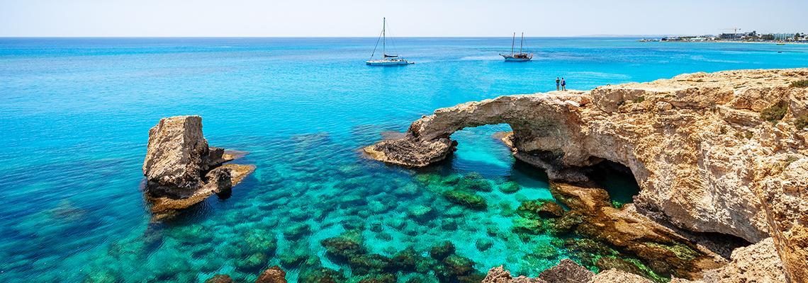 Cesta na Jižní Kypr s Cyprus Flight Pass