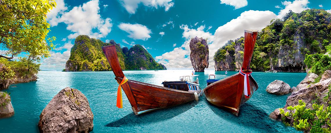 Thajsko se v červenci otevřelo: objevte Phuket, nejkrásnější a největší z thajských ostrovů