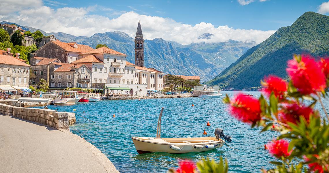 Nováček v naší nabídce! Černá Hora